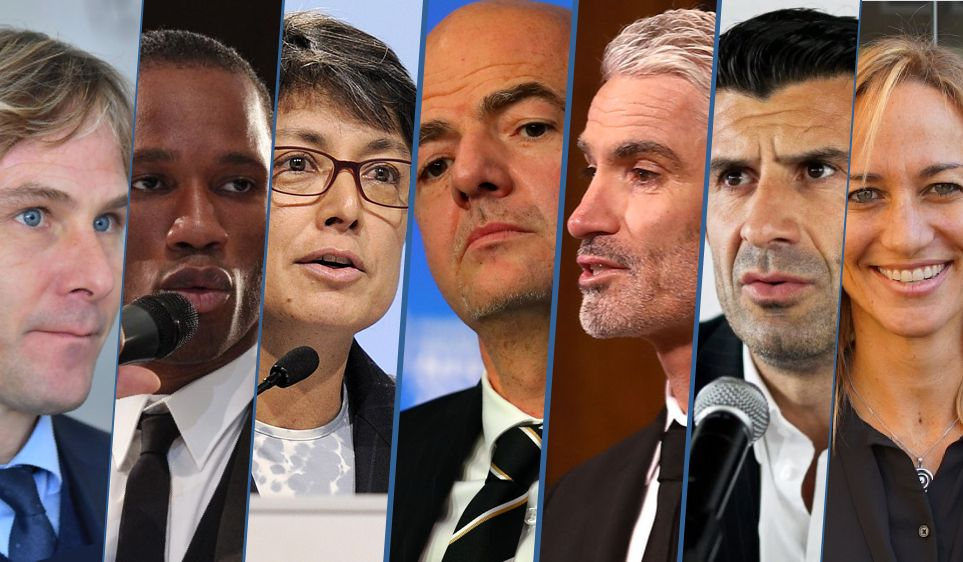 If we could pick a FIFA president...
